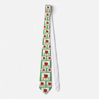 Teachers' ABC's Personalize Tie