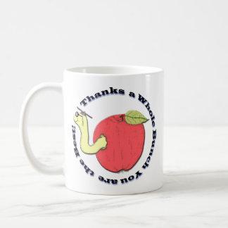 Teacher's Apple Mug