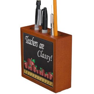 Teachers are Classy Desk Organizer Desk Organiser