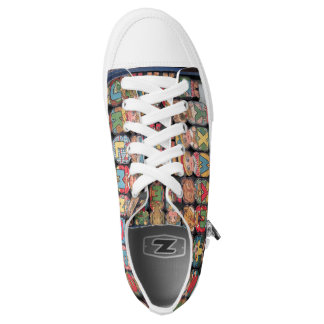 Teachers are heros!They need great fun shoes! Printed Shoes
