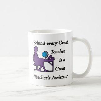 Teacher's Assistant Basic White Mug