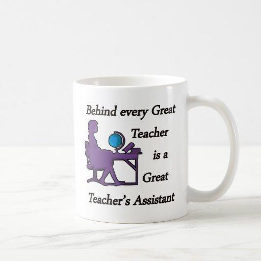 Teacher's Assistant Mug