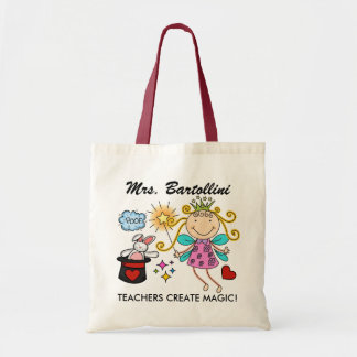 Teachers Create Magic - SRF Budget Tote Bag