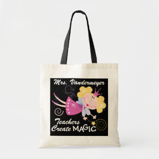 Teachers Create Magic - SRF Budget Tote Bag