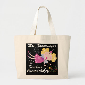 Teachers Create Magic - SRF Jumbo Tote Bag