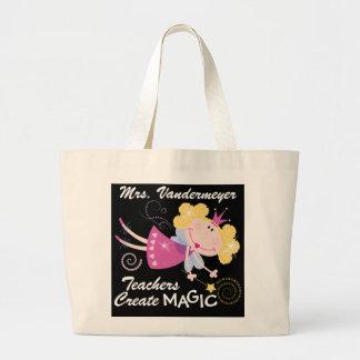 Teachers Create Magic - SRF Tote Bags