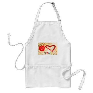 teachers day standard apron