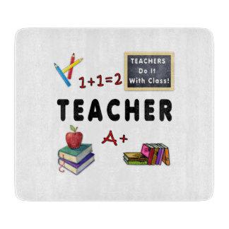 Teachers Do It With Class Cutting Board