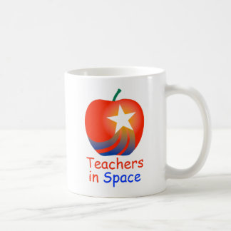Teachers in Space Logo Mug