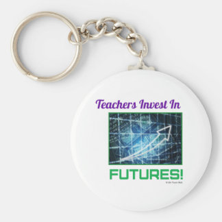 Teachers Invest in Futures Key Chain