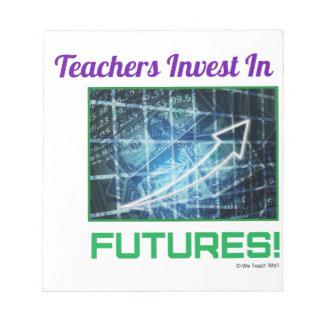 Teachers Invest Notepad