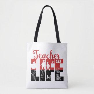 Teacher's Life Tote Bag