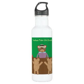 Teachers Make Life Bearable Liberty Bottle