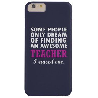 TEACHER'S MOM BARELY THERE iPhone 6 PLUS CASE