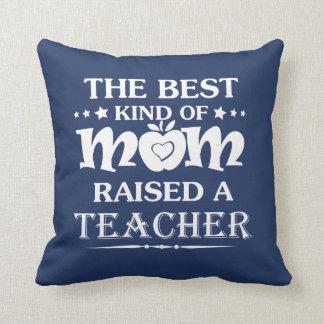 TEACHER'S MOM CUSHION