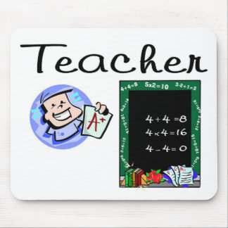 Teachers Mouse Pad
