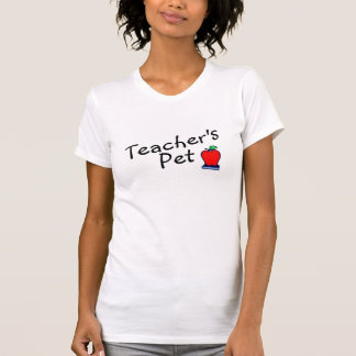 Teachers Pet Tee Shirt