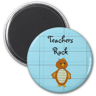 Teachers Rock Magnet