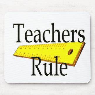 Teachers Rule Mousepad