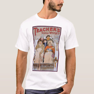 Teacher's Scotch Whisky T-Shirt