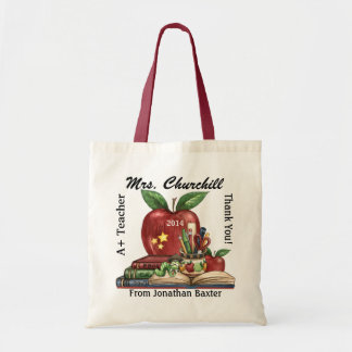 Teachers' Totes - Bookworm - SRF