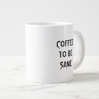 Teaching and Coffee Large Coffee Mug