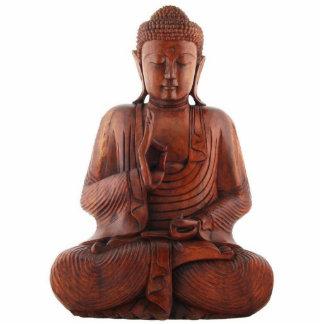 Teaching Buddha Magnet Cut Outs