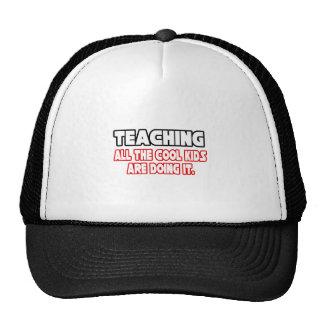 Teaching...Cool Kids Trucker Hats