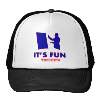 teaching Designs Hat