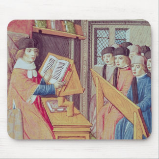 Teaching from 'Les Georgics' Mouse Pad