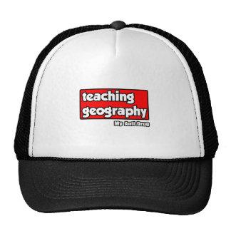 Teaching Geography...My Anti-Drug Hat