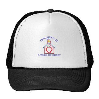 Teaching Heart Cap