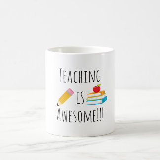 Teaching is Awesome Coffee Mug