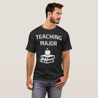 Teaching Major College Degree T-Shirt