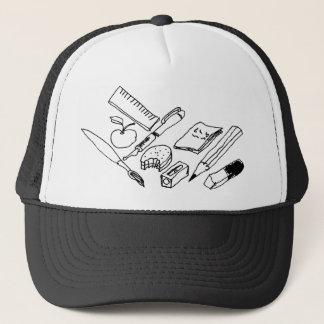 Teaching Materials... Trucker Hat