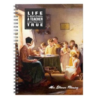 Teaching Quote | Fine Art Gift Notebooks