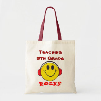 Teaching Rocks - Customizable Tote Bags