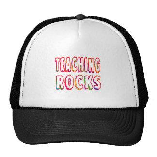 Teaching Rocks Trucker Hat