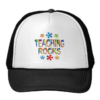 TEACHING ROCKS MESH HATS