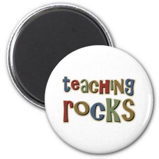 Teaching Rocks Magnets