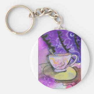 Teacup Key Ring