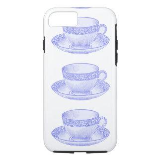 Teacups iPhone 7 Case
