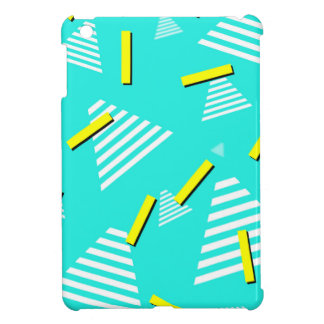 Teal 90s-Inspired-Design Phone Case iPad Mini Cover