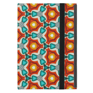 Teal and Orange Dreams 2 iPad Mini Case