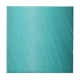 teal, aqua, turquoise, scratched pattern ceramic tile