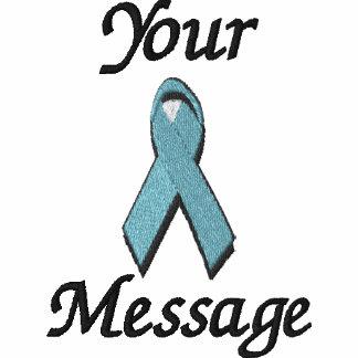 Teal awareness ribbon - Customize