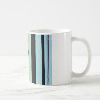 Teal Aztec Chic Coffee Mug