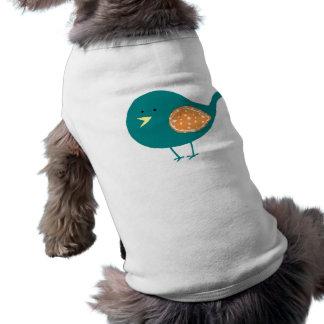 Teal Bird Dog Tee