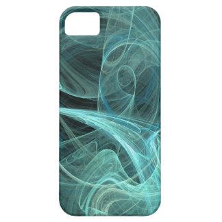 Teal & Black iPhone 5 Custom Case-Mate ID iPhone 5 Case