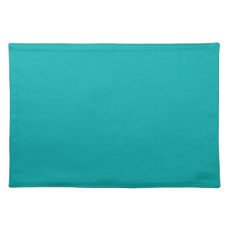 Teal Placemats